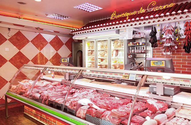 Boutique da Carne I, foi o Primeiro talho do grupo a localizar-se numa  transversal da Avenida de Roma e desde então sempre a surpreender com novos  produtos ...